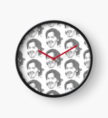 Edgar Wright design Clock