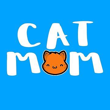 Super Cute Cat Mom by perdita00