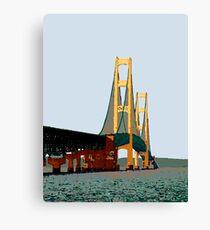 Summer Straits Canvas Print