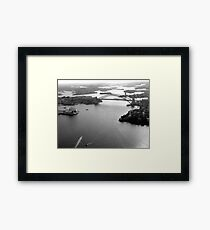 bridgehouse Framed Print