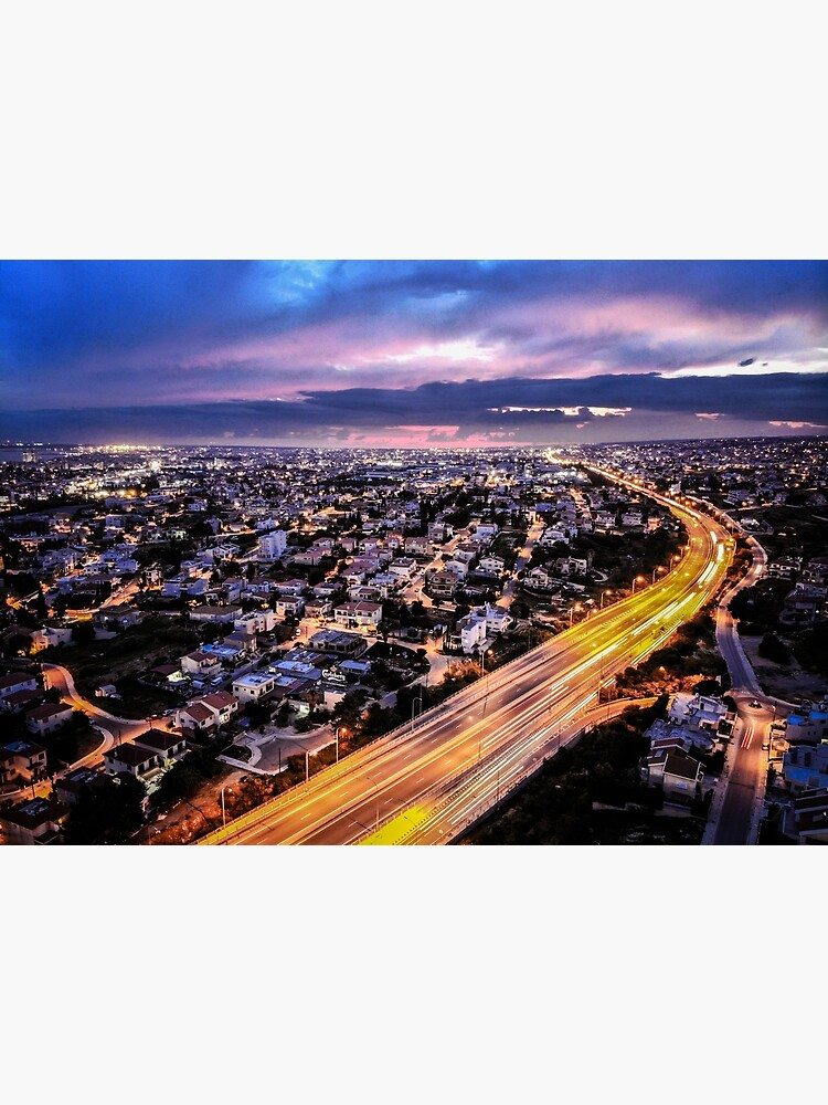 City Lights by DRONY