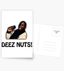 Deez Nuts! Postcards
