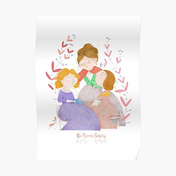 The Brontë Sisters Póster