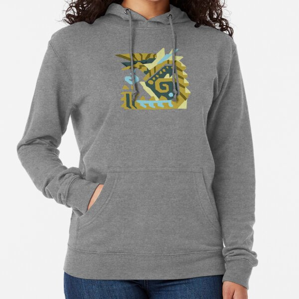 Zinogre Monster Hunter Design  Lightweight Hoodie