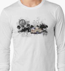 Splitty Pick-Up Grunge (B) Long Sleeve T-Shirt