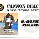 CBCDA - Dr. Watson ID by PortlandCorgi