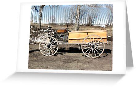 A Cowboys Last Ride by Leslie van de Ligt