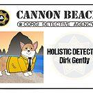 CBCDA - Dirk Gently ID by PortlandCorgi