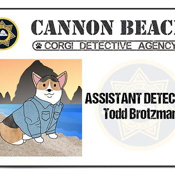 CBCDA - Todd Brotzman ID by PortlandCorgi