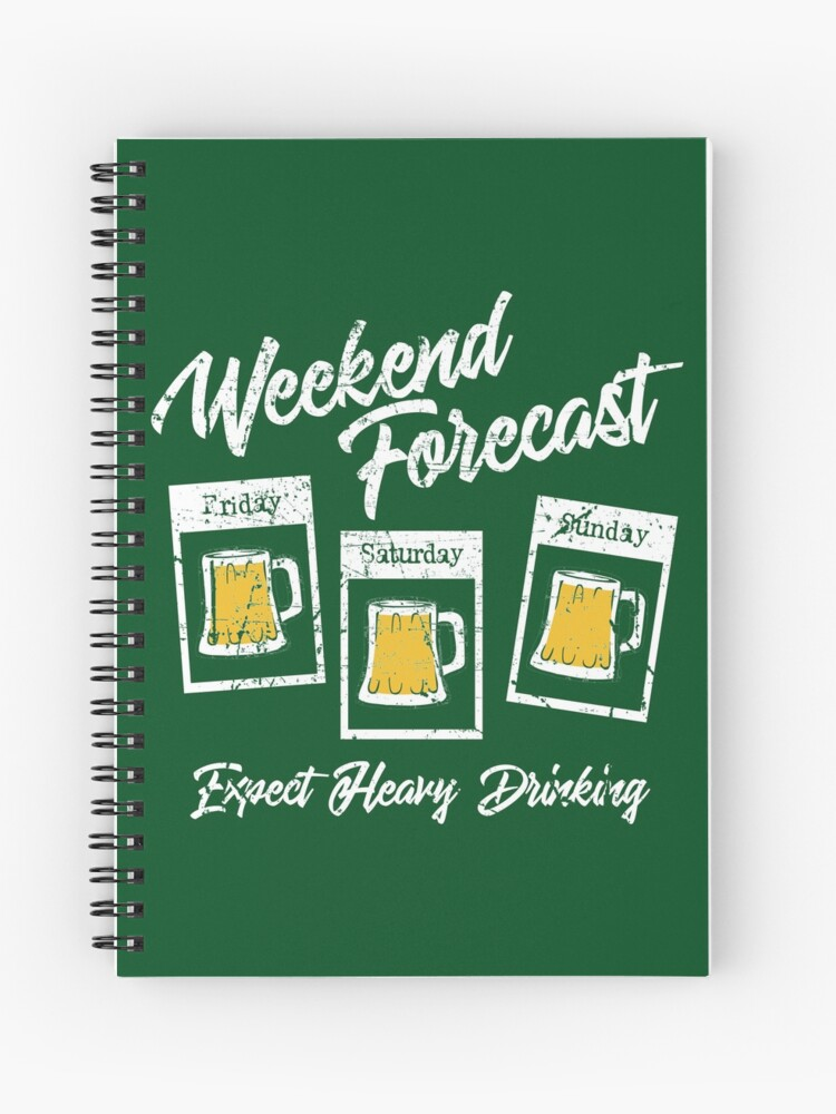 Beer Quotes | Spiral Notebook