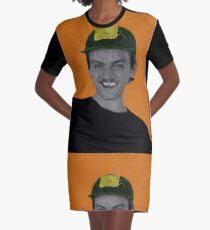Mac Graphic T-Shirt Dress