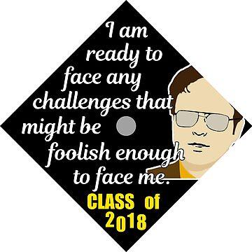 Grad 2018 - Foolish by pickledbeets