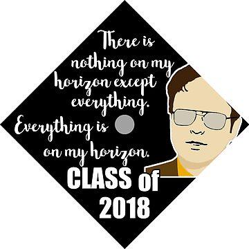 Grad 2018 - Horizon by pickledbeets