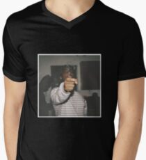 Juice Wrld Men's V-Neck T-Shirt