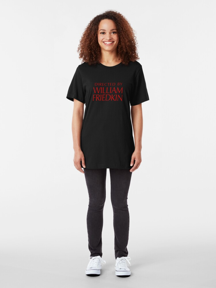 Alternate view of The Exorcist | Directed by William Friedkin Slim Fit T-Shirt
