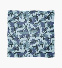 Navy camouflage Scarf