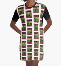 Bob Marley Citations Robe t-shirt