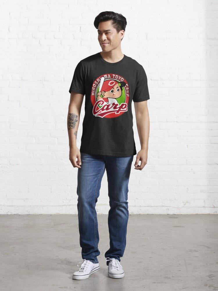 Alternate view of  Hiroshima Toyo Carp Essential T-Shirt