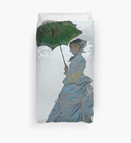 Mme. Monet Duvet Cover