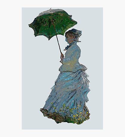 Mme. Monet Photographic Print