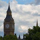 Big Ben by drbeaven