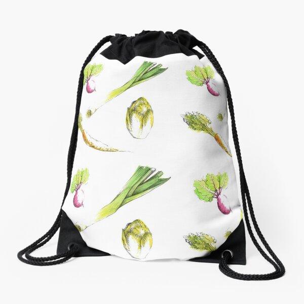 Légumes de saison Sac à cordon