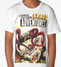 VINTAGE SCIENCE FICTION Long T-Shirt