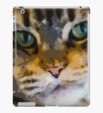 Feline Face iPad Case/Skin