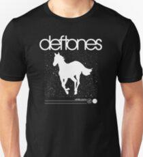 Deftone White Pony Unisex T-Shirt