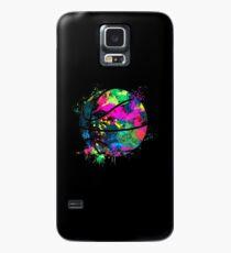 Nice basketball motif Case/Skin for Samsung Galaxy