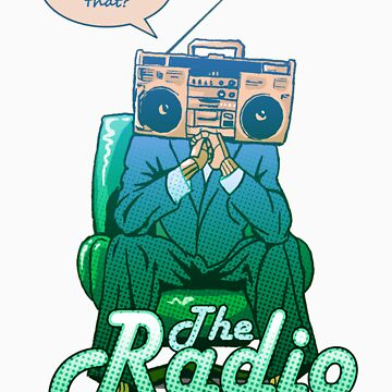 the Radio psychologist (GREEN) by Mirth