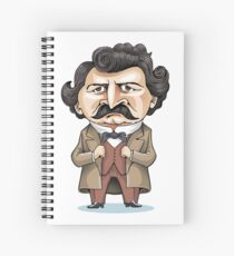 Louis Riel Spiral Notebook