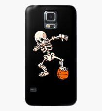 Funny basketball motive Case/Skin for Samsung Galaxy