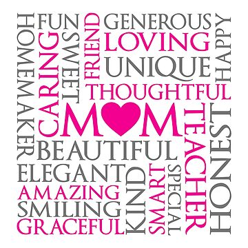 Mother's Day Tribute Super Mom by rubina