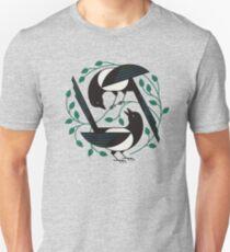 Die Freude am Frühling Slim Fit T-Shirt