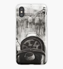 Ghosts and The Machine iPhone Case/Skin