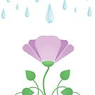 April Showers  by Michelle Bocklage