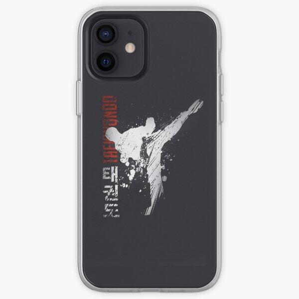 Taekwondo iPhone Soft Case