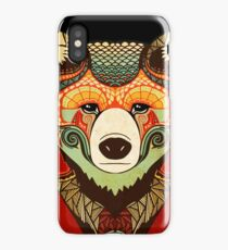 The Bear iPhone XS Case