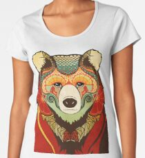 The Bear Women's Premium T-Shirt