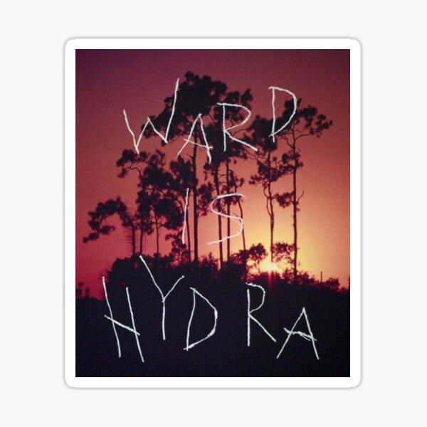 Ward es Hydra Pegatina