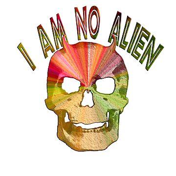 I am no alien by vonAchberg