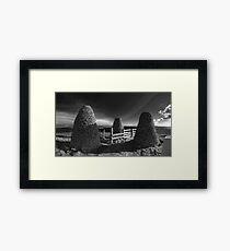 Cairns Framed Print