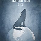Mexican wolf - endangered animals by Moira Risen