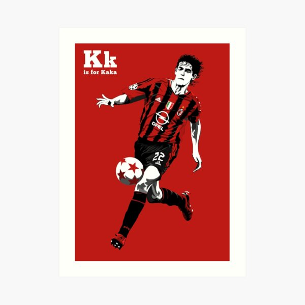 K is for Kaka Art Print