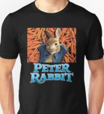 Peter Rabbit - T shirt  film 2018 movie Unisex T-Shirt