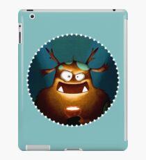BUH! Monster iPad-Hülle & Klebefolie