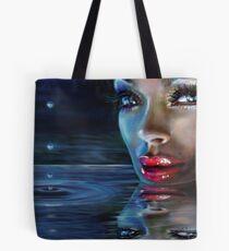 Brilliant Eyes Water Tote Bag