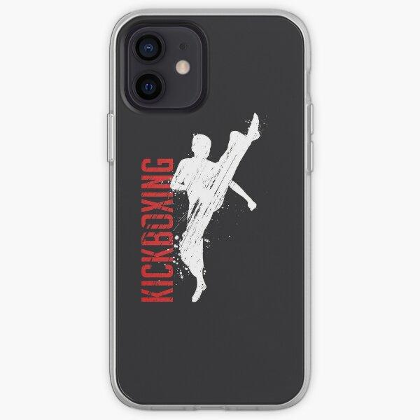 Kickboxing iPhone Soft Case
