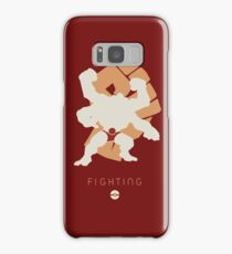 Pokemon Type - Fighting Samsung Galaxy Case/Skin